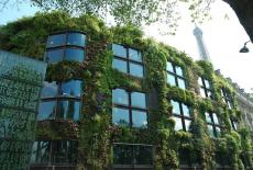jardin vertical en paris